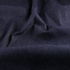 Blue Cotton Denim fabric