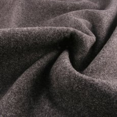 Gray Wool Coating fabric