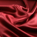 Cranberry Satin Crepe Back Satin fabric