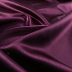 Purple Satin Crepe Back Satin fabric