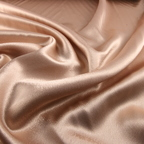 Honey Satin Crepe Back Satin fabric
