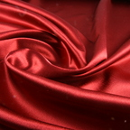 Bordeaux Satin Crepe fabric