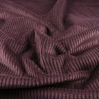 Eggplant Cotton Corduroy fabric
