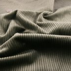 Sage Cotton Corduroy fabric