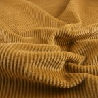 Mustard Cotton Corduroy fabric