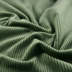 Moss Green Cotton Corduroy fabric