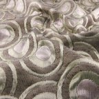 Green Polyester Brocade fabric
