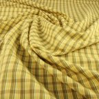 Multi-colored Cotton Poplin fabric
